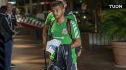 """Jesús Corona: """"Siempre es un orgullo venir a la Selección"""""""
