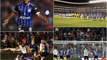 La serie entre Querétaro y Monterrey se ha presentado en Liga y Copa MX.