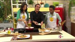 Cocina Chef Gibaja ?Fajitas de Pollo?