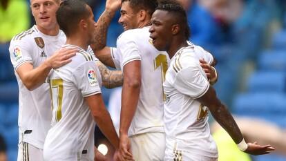 El cuadro merengue vencía 3-0 tras un gran primer tiempo pero en la segunda parte recibió dos goles y terminó pidiendo la hora ante el conjunto granota.