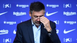 ¡Se fue! Bartomeu dimite como presidente del Barcelona