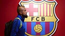 Rechazan demanda de Arturo Vidal al Barcelona