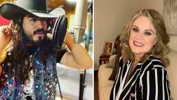 Rey Grupero dice que los tiktoks de Erika Buenfil están bien gachos y ella le responde