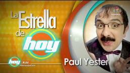 LA ESTRELLA DE HOY: Paul Yester