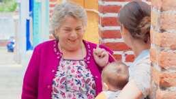 Dafne se topa con Doña Efi de 'Vencer el Miedo'