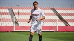 Chicharito va de titular con Sevilla en Europa League