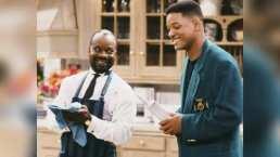 ¡30 años después! El divertido reencuentro entre El príncipe del Rap y el mayordomo Geoffrey