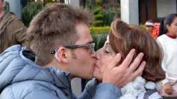 Yurem intenta besar a 5 mujeres en lo que dura un semáforo