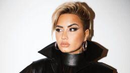 Demi Lovato presume su cabeza rubia y rapada al estrenar radical cambio de look