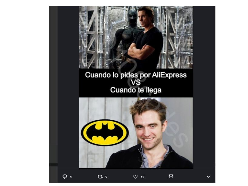 Robert Pattinson, de Crepúsculo a Batman