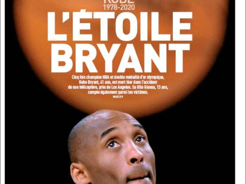 Kobe Bryant, periódico, L'EQUIPE.jpg