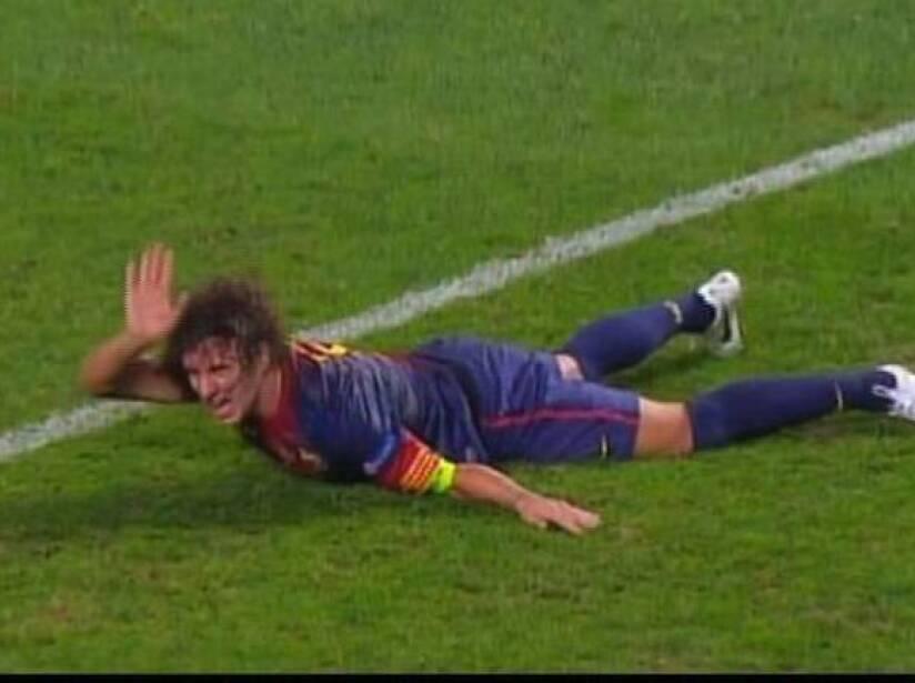 Lesiones, Carles Puyol.jpg