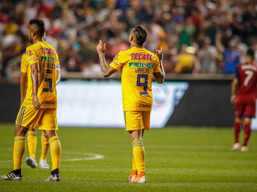 Tigres venció a Real Salt Lake y avanzó a semifinales de la Leagues Cup