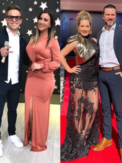 Las Estrellas bailan en Hoy arrancó con su competencia oficial la mañana de este 4 de octubre en las instalaciones de Televisa San Ángel, donde se desplegó una gran alfombra roja donde se presentaron todas las parejas participantes, conócelas a continuación.