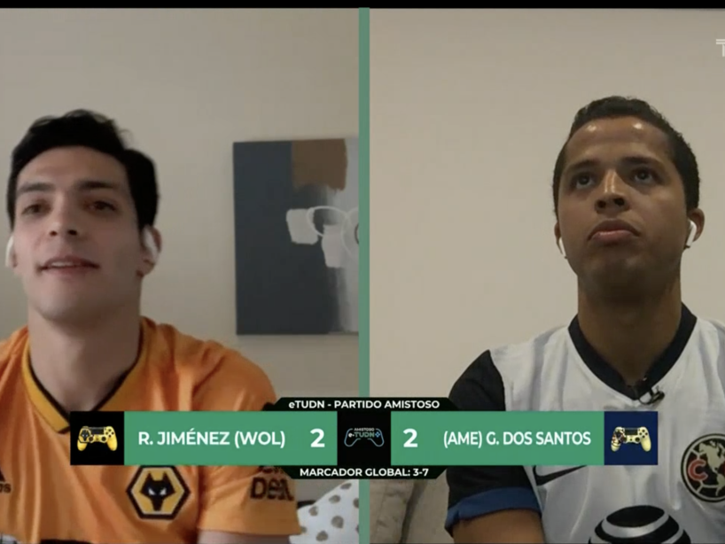 eAmistosos, Wolves vs América, 11.png