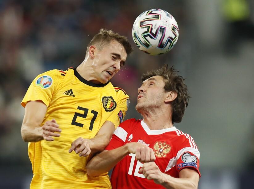 Rusia concluye en el segundo lugar del Grupo I y ambas escuadras tienen lugar asegurado en la Euro 2020.