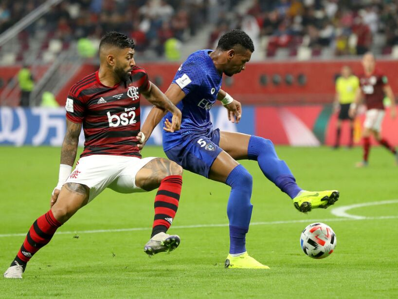 CR Flamengo v Al Hilal FC - FIFA Club World Cup Qatar 2019