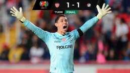 Necaxa 1-1 San Luis – Goles – Jornada 3 – Clausura 2020