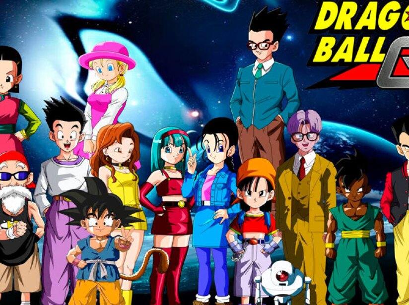 Dragon Ball GT es un anime original creado por el estudio japonés Toei Animation.