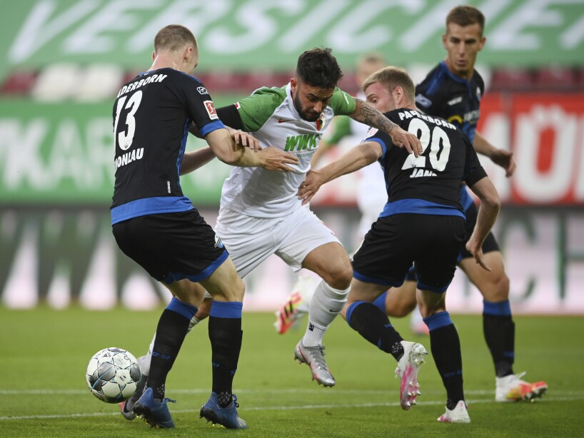 Virus Outbreak Germany Soccer Bundesliga