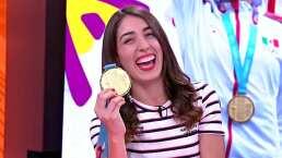 Los obstáculos que sorteó Mariana para el Oro en Pentatlón Moderno