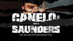 ¡Saquen las palomitas! 'Canelo' vuelve en dos meses ante Billy Joe Saunders