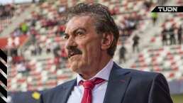¿Ultimátum para Ricardo La Volpe rumbo al duelo ante Atlas?