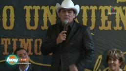¡José Manuel Figueroa confiesa si golpeó o no a fanático!