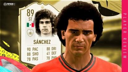 La leyenda mexicana es uno de los íconos del FIFA 20. Así como Pep Guardiola, Juan Román Riquelme o Zidane, entre otros.