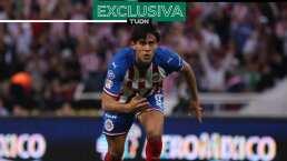 Chivas ve muy cerca las ofertas de Europa por JJ Macías
