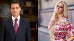 Captan a Enrique Peña Nieto y Tania Ruiz en una boda en Acapulco