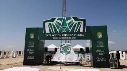 Club León presentó su nueva Casa Club 'La Esmeralda'   El proyecto de la primera Casa Club del equipo otorgará empleo a más de 500 personas.