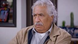 C90:  Eugenio le confiesa a su familia que padece Alzheimer