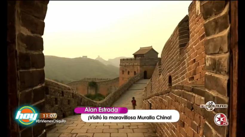 Trasládate a La Muralla China