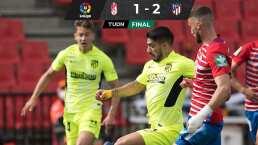 Luis Suárez no anota, pero brilla en triunfazo del Atlético