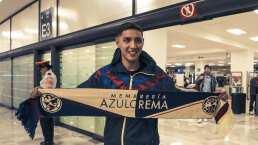 "Leo Suárez: Grandeza de América ""a uno lo empuja a venir"""