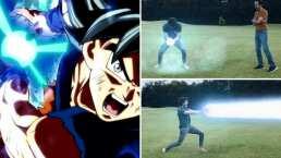 ¡Al puro estilo de Dragon Ball! Sebastián Yatra hizo un 'kamehameha' en divertido video en TikTok