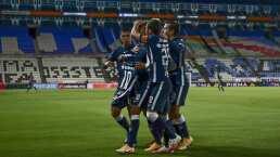 En Pumas dedican su gol a Diego Armando Maradona