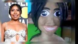Yalitza Aparicio ya tiene su propia versión en piñata