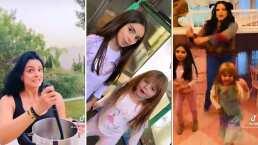 Kailani, Aitana y Aislinn Derbez protagonizan divertido video al ritmo de 'Sopa de Letras'