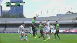 ¡Tiembla Pumas! Bruno Romo cerca del segundo gol de FC Juárez