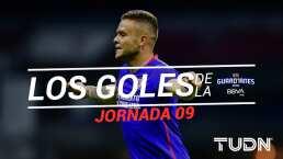 Goles hasta 'para llevar' en la Jornada 9 de la Liga BBVA MX
