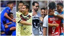 ¿Tendremos Liguilla con los 'cuatro grandes' en el Clausura 2020?
