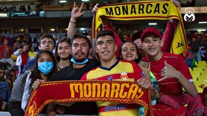 Luis 'el Quik' Mendoza hizo el único gol del juego, con el que Monarcas derrotó al Puebla.