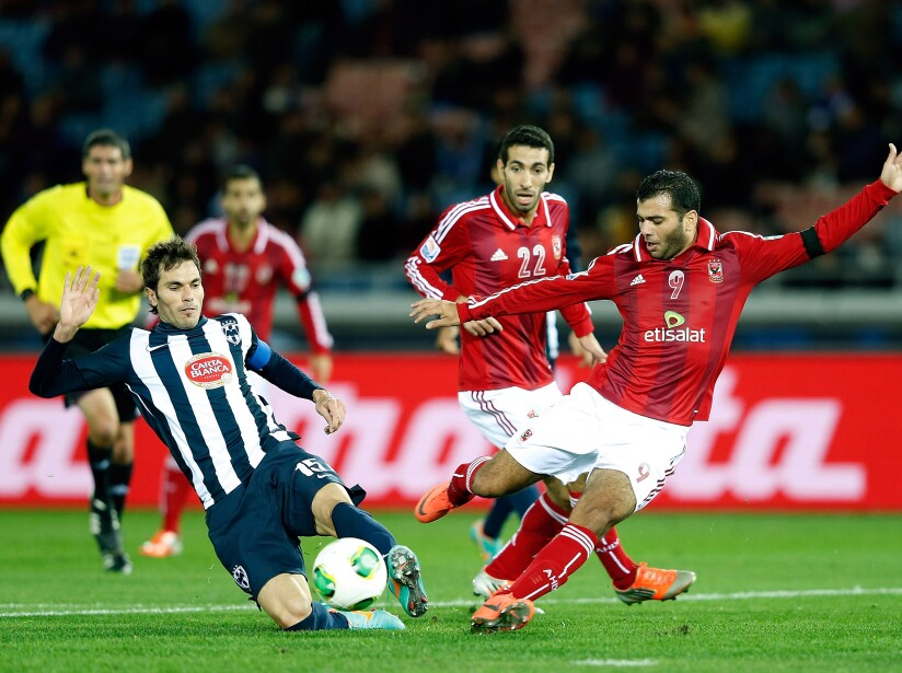 Al-Ahly SC v CF Monterrey - FIFA Club World Cup 3rd Place Match