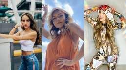 Además de Angelique Boyer descubre quiénes son las famosas que han enamorado en Tik Tok con sus sexys movimientos