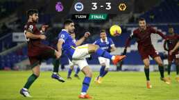 Los Wolves extrañan a Raúl Jiménez y empataron con el Burnley
