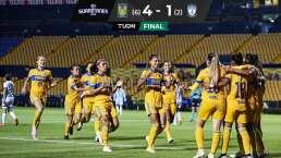 ¡A Semifinales con goleada! Tigres baila y elimina a Pachuca