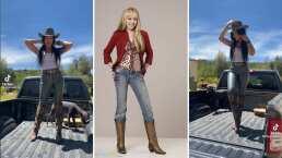 Tras estrenar canción, Ángela Aguilar lanza reto en TikTok y la nombran la Hannah Montana mexicana