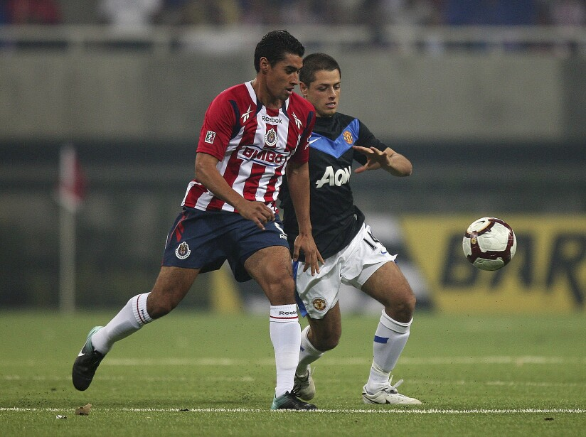 Chivas vs Man U